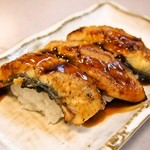 大興寿司 - あぶり鰻