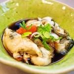 大興寿司 - 牡蠣酢