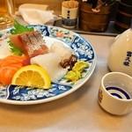 大興寿司 - お造り盛り合わせ