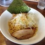 東京とんこつラーメン龍 - 料理写真:油そば800円