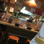 麺屋 雪風 - なか