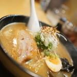 麺屋 雪風 - 濃厚味噌大盛り