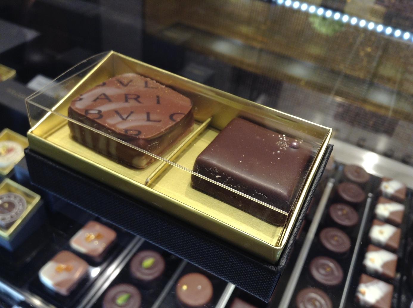 ブルガリ イル・チョコラート 大阪高島屋店