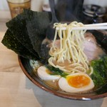 麺家 あくた川 - 麺リフト