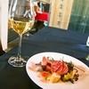 ラ・カーサ - 料理写真:前菜盛り合わせあ & 白ワイン