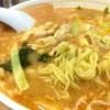 栃尾 護国寺 - 料理写真:ストレート細麺