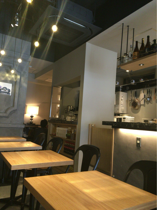 クリストファー ストリート カフェ