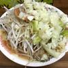 ラーメン麺徳 - 料理写真:ラーメン 細麺 野菜普通(680円)
