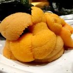 魚真 - 絶品ウニ