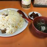 光栄軒 - 炒飯(590円)