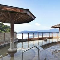 太宰府や宝満山まで一望できる天然温泉『天拝の湯』