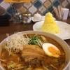 シドミド - 料理写真:角煮カレー、辛さ2、ごちそうさま!
