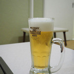 焼肉 ほれぼれ - 生ビール