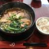 想吃担担面 - 料理写真:鶏醤油ラーメン 900円 御飯はランチタイムはサービス