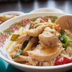 タイ国料理 ゲウチャイ - レッドカレー(ランチセット)
