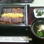 田中鰻屋 - 料理写真:特・せいろ蒸し
