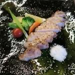 49467155 - 能登豚の西京味噌焼き(880円)