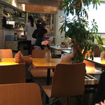 HARAJUKU BOX CAFE&SPACE - 内観