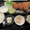 地蔵 - 料理写真:牡蠣フライ(2個)とヒレかつ(2個)御膳1580円