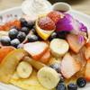 Cafe Kaila - 料理写真:スペシャルパンケーキ全部のせ