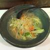 食彩館 - 料理写真:タンメン 780円
