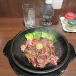 いきなり!ステーキ - ワイルドステーキ(300g) 1458円
