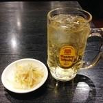 韓国家庭料理 チェゴヤ - 各ハイボール