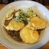 お食事処 与作 - 料理写真:筍天ぷら蕎麦。 サツマイモ天じゃないよ。