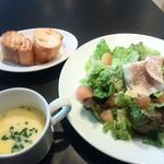 タイニー ガーデン キッチン - サラダランチ
