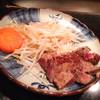 築地 さとう - 料理写真:国産黒毛和牛サイコロステーキ(120g)