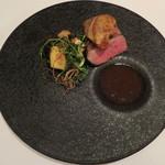 エタンセール カワモト - 鹿児島県産 和牛フィレ肉のロースト