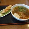 そば・居酒屋 湖中 - 料理写真:蕎麦定食