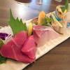 幸せ三昧 - 料理写真:刺身・小樽盛り(1580円)