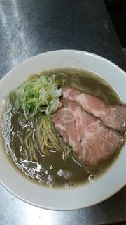 餃子の並商 - セメント素湯麺