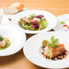 Healthy Cafe SANTE - 料理写真:ランチコース(イメージ)
