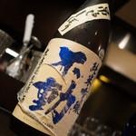 日本酒宿七色 - 日本酒 不動