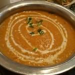 インド料理 マナカマナ - カレーライスセット キーマカレー