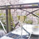 スラッシュカフェ - スパークリングワイン
