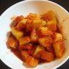 サラン - 料理写真:大根キムチ