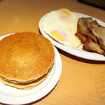 エッグスンシングス - 料理写真: