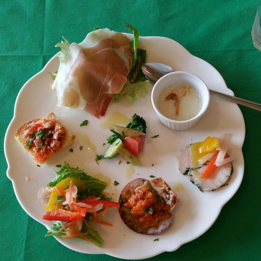 イタリア料理 タカモリ