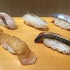 寿司・酢飯屋  - 料理写真:銀座三越イートインの瀬戸内熟成魚寿司