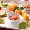 マルカイ - 料理写真:前菜盛り合わせ