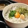 浜松太陽食堂 - 料理写真:釜揚げしらす丼