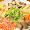 カフェ 鎌倉美学 - 料理写真:タパス盛り合わせ