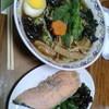 なにや - 料理写真:銀鮭麺