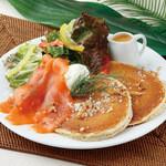 ハワイアン パンケーキ ファクトリー - 料理写真:
