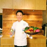 究極のオーガニック野菜に魅せられた創造性溢れる若きシェフ