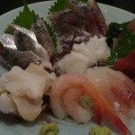 鮨 糀谷 - 刺身盛り合わせ