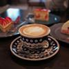ヌンク ヌスク - 料理写真:カフェラテ & ケーキ☆
